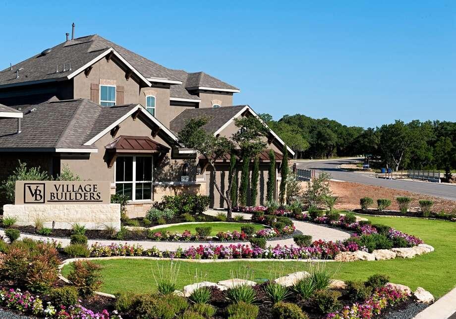 2020 Springs Tour of Homes Developer: Denton Communities Community: Elkhorn Ridge Address: 9087 Dietz Elkhorn Rd., Boerne, TX 78015 Photo: Denton Communities / © Bibb T. Gault