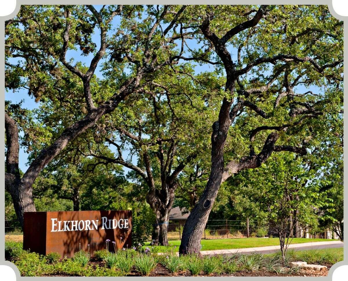Elkhorn Ridge : 9087 Dietz Elkhorn Rd., Boerne, TX 78015