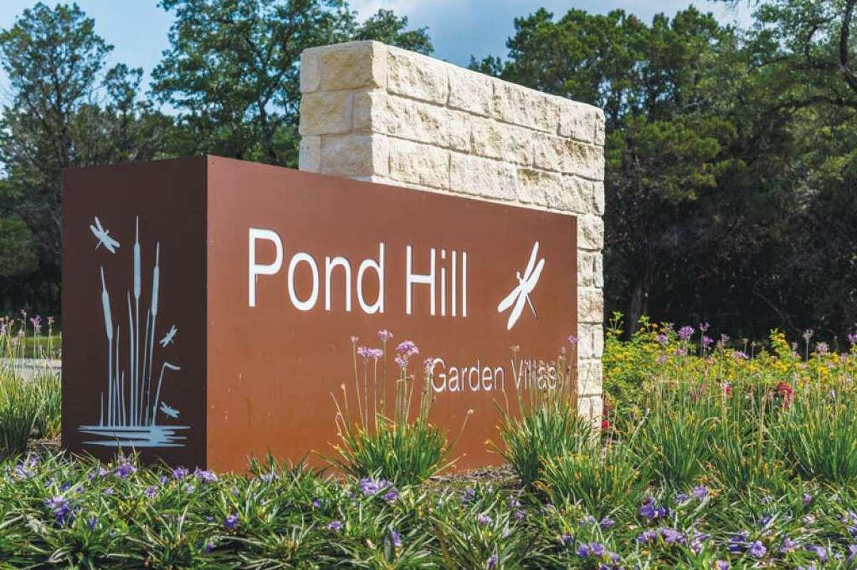 2020 Spring Tour of Homes Developer: Denton Communities Community:Pond Hill Garden Villas Address:175 Bedingfeld, Shavano Park, TX 78231