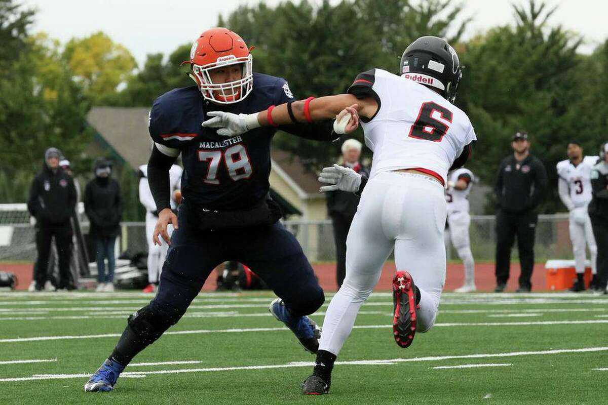 Kempner graduate and Macalester College offensive tackle Antony Gor was selected for the 2020 class of theNational Football Foundation & College Hall of Fame Hampshire Honor Society.