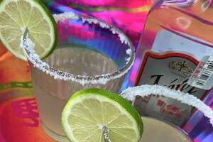 Mi Tierra Cafe y Panadería makes it easier to celebrate Cinco de Mayo at home during the coronavirus crisis with to-go margaritas and Mexican food, including a margarita kit that includes a half-size bottle of tequila, limes and margarita mix.