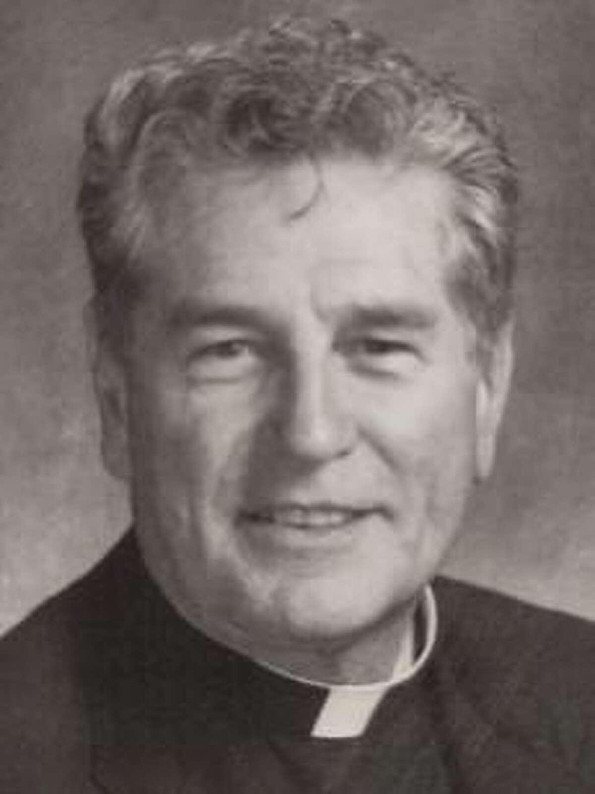 Monsignor Roger Watts
