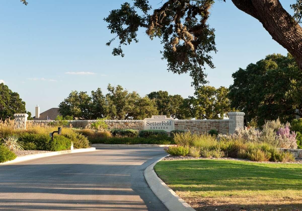 2020 Spring Tour of Homes Developer: Denton Communities Community: Setterfeld Estates Address: 31042 Ralph Fair Rd., Fair Oaks Ranch, TX 78015