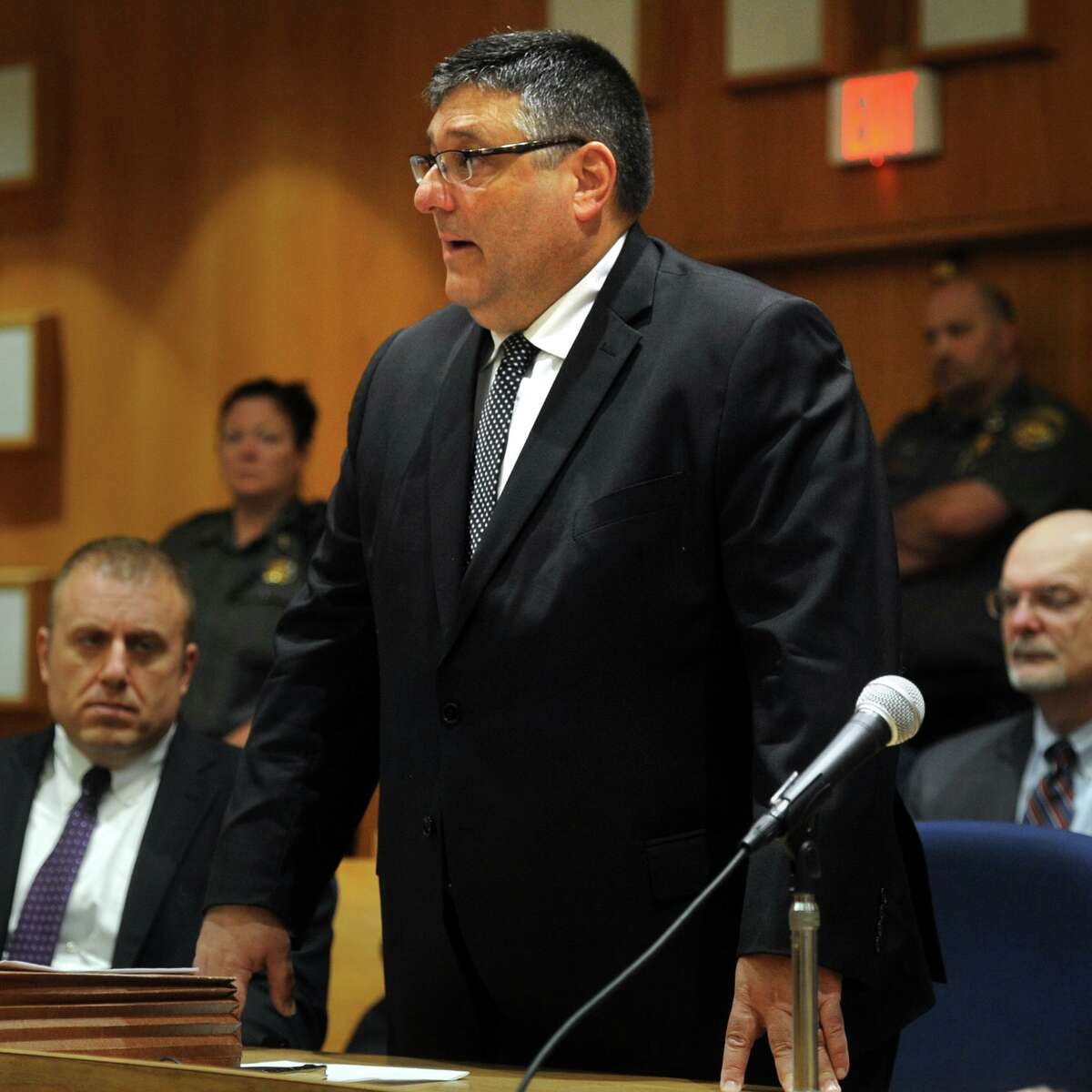 Joseph Corradino was appointed Bridgeport state's attorney on Thursday.