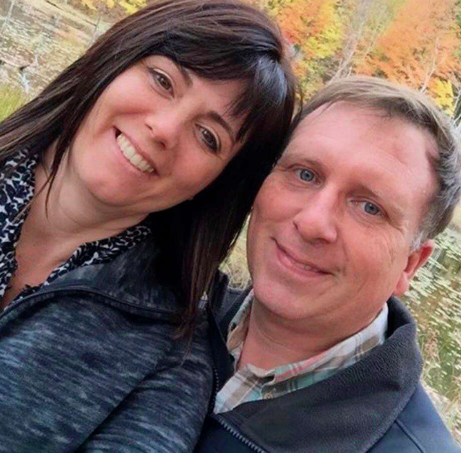 When he is not working as a paramedic supervisor with Mecosta County EMS, James Belleville enjoys spending time with his wife, Rebecca, and the rest of his family. Photo: Courtesy Photo
