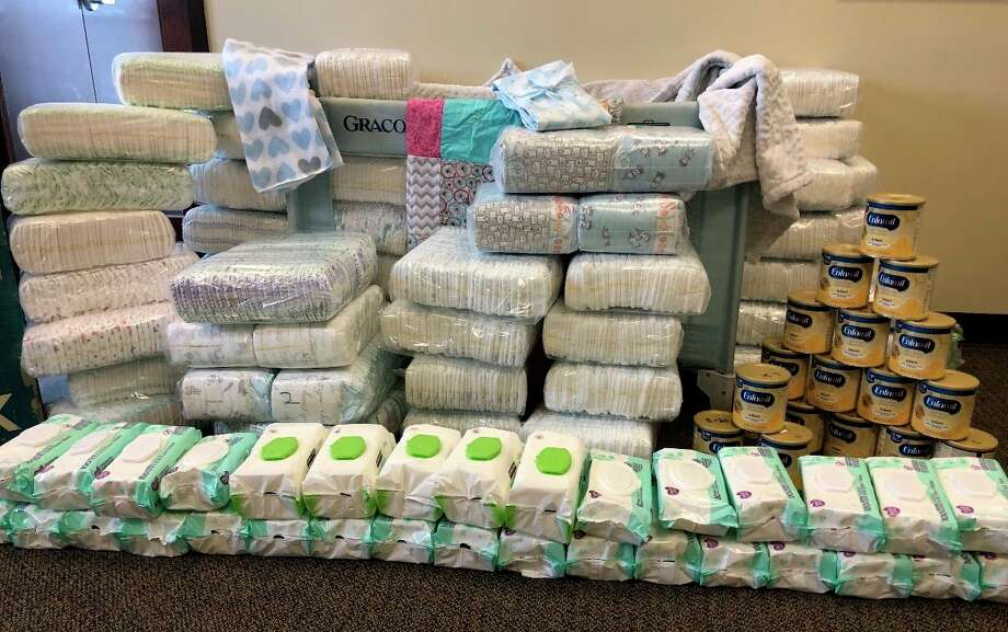 Life Resources of Northern Michigan has been helping local families by providing them with diapers, baby wipes, formula and more. The nonprofit began delivering these products in late March after closing their office due to coronavirus concerns. (Courtesy photo)
