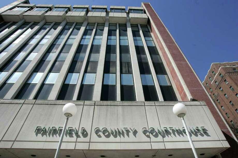 Bert Carter held in lieu of $350,000 bond Photo: Contributed / Contributed / Connecticut Post Contributed