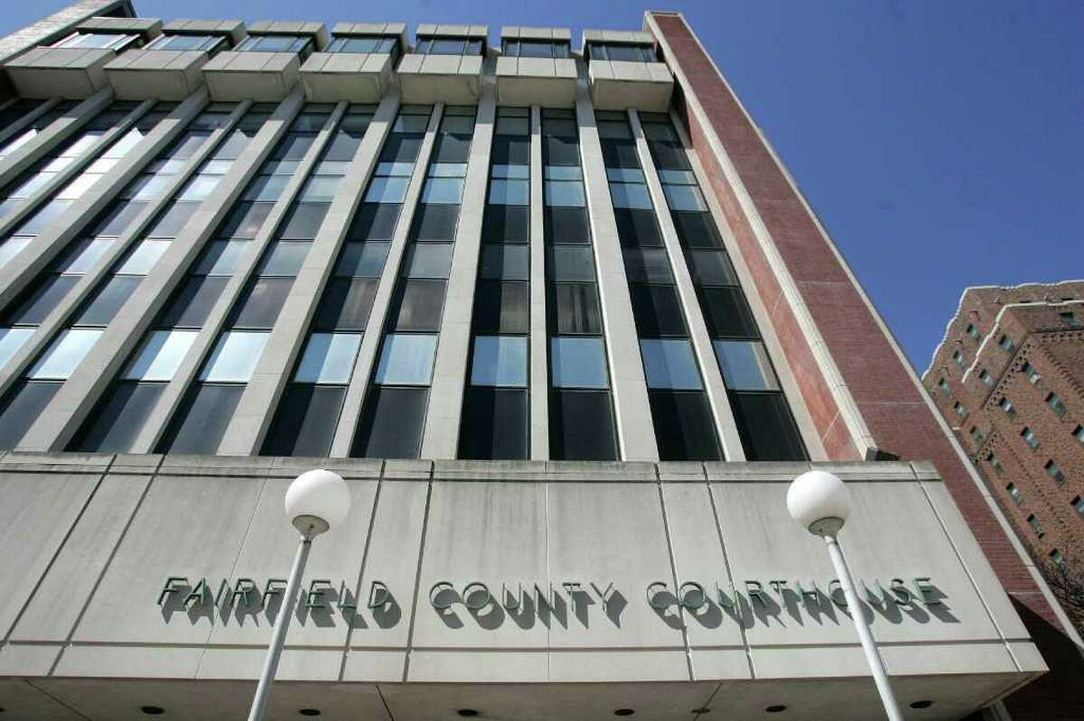 Fairfield County Courthouse.