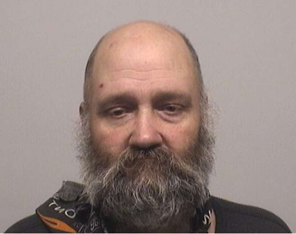 Mark Borsey, 56,is charged with possession of an ounce of cocaine.