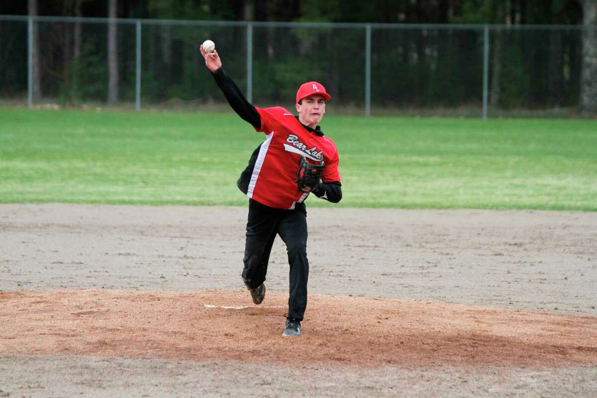 Bear Lake sophomore Jake Griffiswas named all-conference honorable mention in the West Michigan D Leaguelast season. (News Advocate file photo)