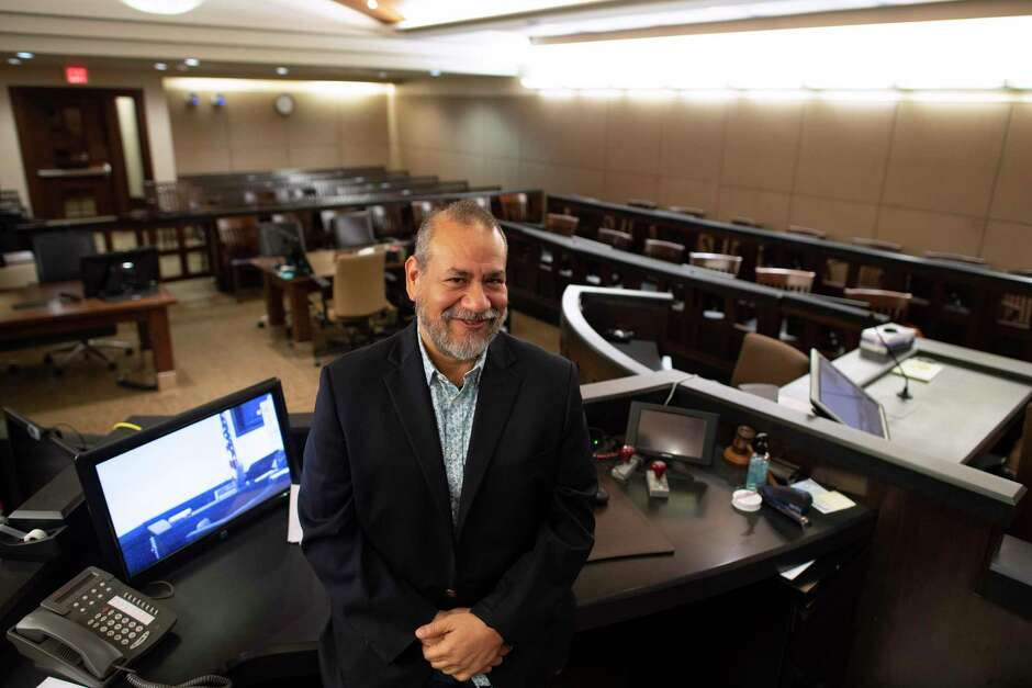 Judge Ron Rangel, presiding judge of the 379th state District Court, has a three-part plan to bring in-person juries back to Bexar County. Recommendations from the state's Office of Court Administration are awaiting approval from the Texas Supreme Court before Rangel's plan can be implemented.