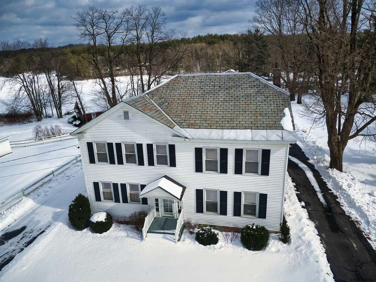 $300,000. 2708 State Route 22, Cambridge, NY 12816.View listing