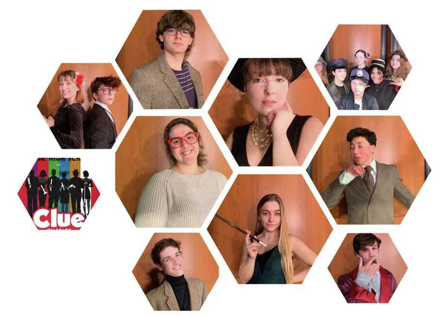 The Masuk High School's drama club will be presenting their live production of Clue Online! on Wednesday, April 29, on YouTube beginning at 7 p.m. Photo: Contributed Photo / / Connecticut Post