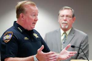 Sheriff Rand Henderson said the transition agreement with The Woodlands Township was created with the plan for the township to place the incorporation item on the November ballot. Now that the township has decided not to place the item on the upcoming election ballot, Henderson said he wanted to renegotiate the terms of the proposed contract.