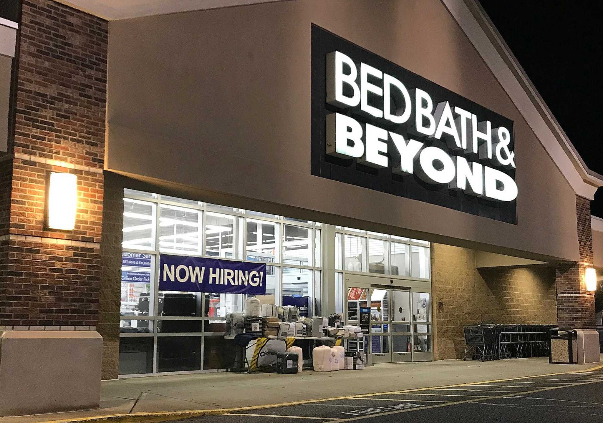 What S New Bed Bath And Beyond Tries Out Curbside Model With Texas Stores