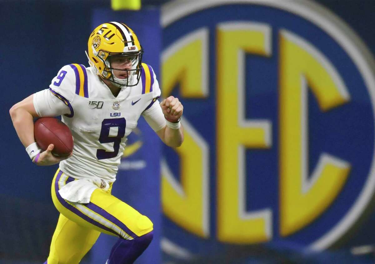 Led by first-overall pick Joe Burrow from LSU, the SEC broke the NFL record for first-round draft picks by a conference with 15.