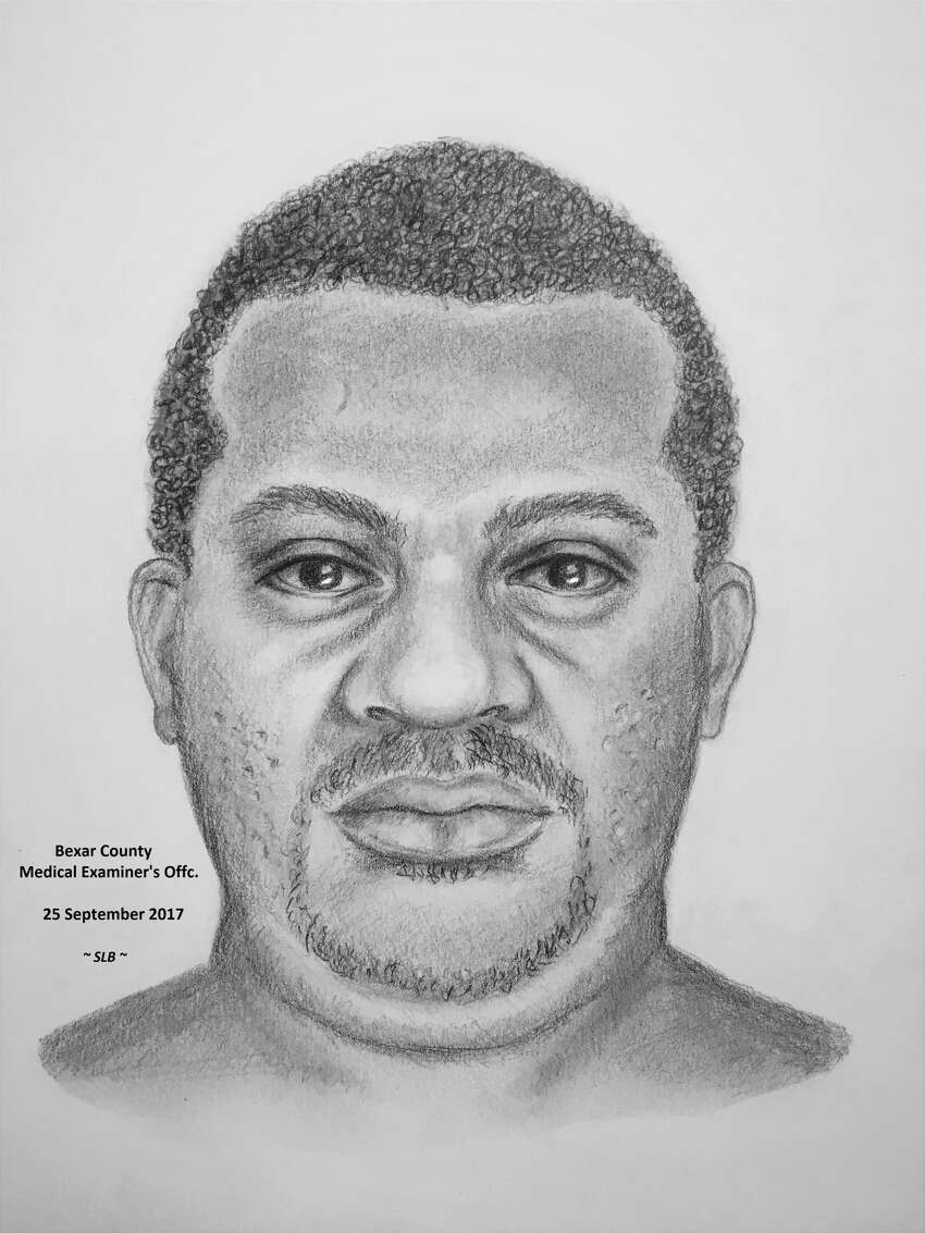 The man was found lying in the middle of the roadway unresponsive. Description: An African American male from 30-50 years of age. He had brown hair and brown eyes and stood about 5-foot-11. Date found: Aug. 24, 2017 Date of death: Around the time of discovery Cause of death: Unknown Contact: San Antonio Police Department at (210) 207-7660