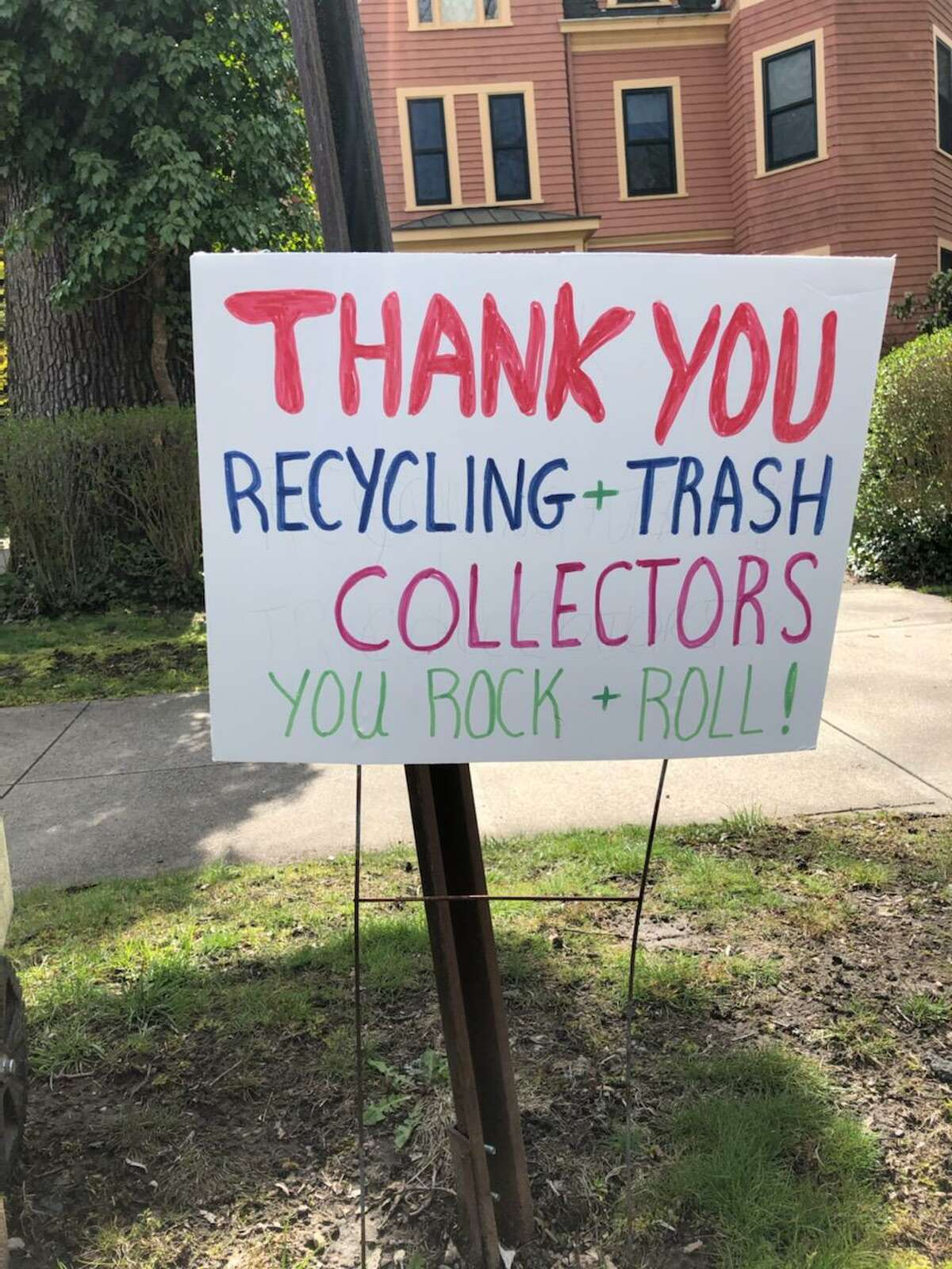 A message of gratitude for New Haven's collectors.