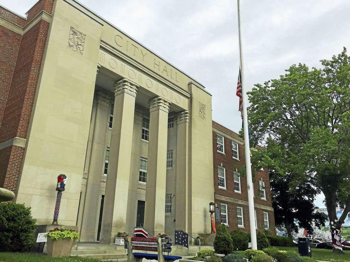 Torrington City Hall.