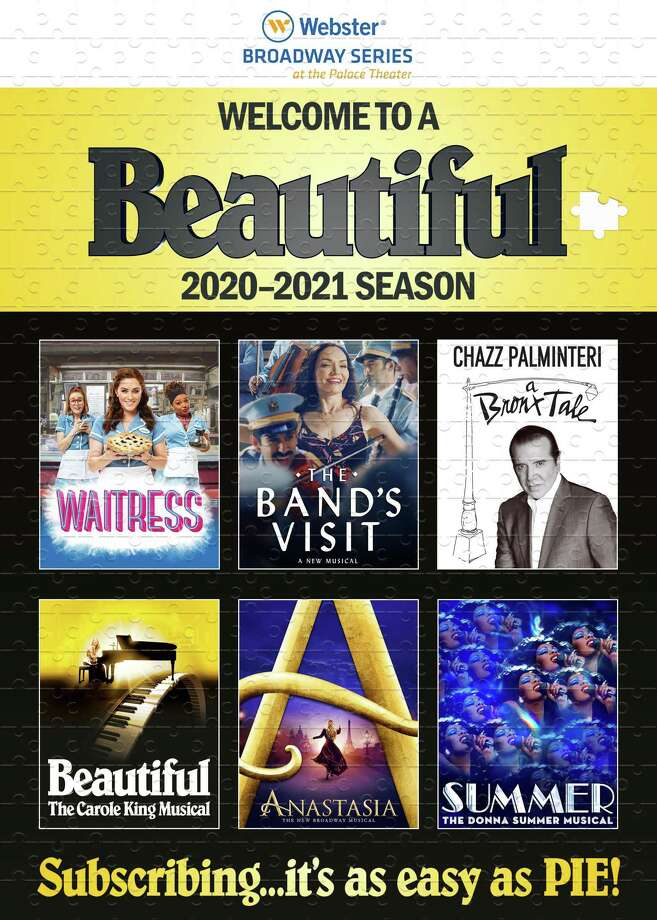 The Palace Theater in Waterbury has announced its 2020-21 Webster Broadway performance schedule. Photo: Contributed Photo