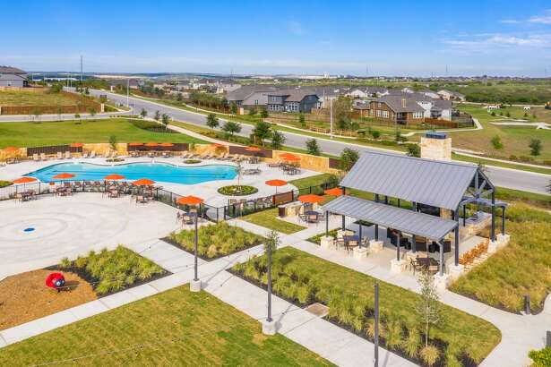 2020 Spring Tour of Homes Developer: Freehold Communities Address: 5853 Homestead Pkwy, Schertz, TX 78108