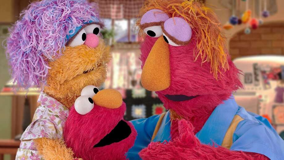"""The first CNN """"Sesame Street"""" town hall was held in April and addressed the COVID-19 pandemic as many families were trying to explain the dangers of the novel coronavirus to their children. Photo: Sesame Workshop"""