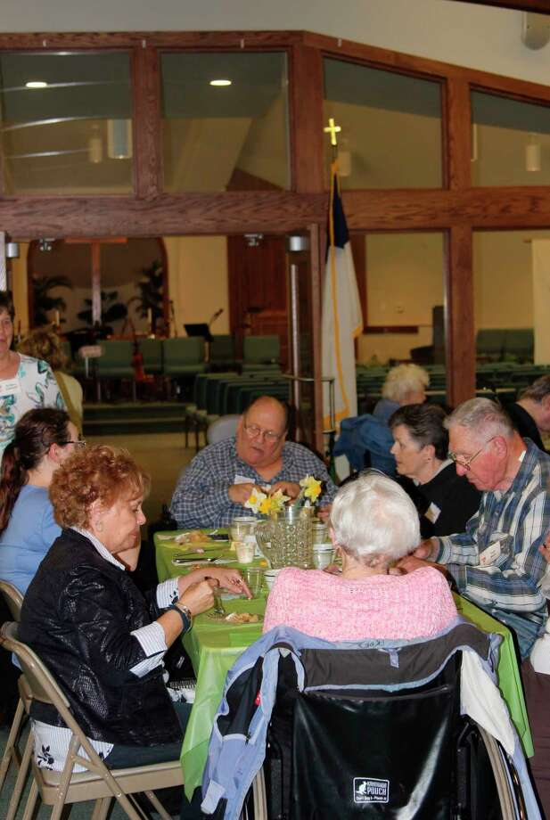 The annual Senior Dinner, where seniors for area nursing homes and long-term living facilities go to Blaine Christian Church to enjoy a night out and home-cooked meal, has been rescheduled for September. (File Photo)