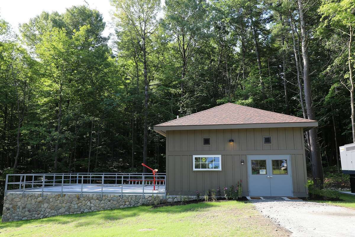 The wastewater treatment plant for the Silver Bay YMCA Conference and Family Retreat Center on Lake George is using protein powder and milk product to keep the plant running.