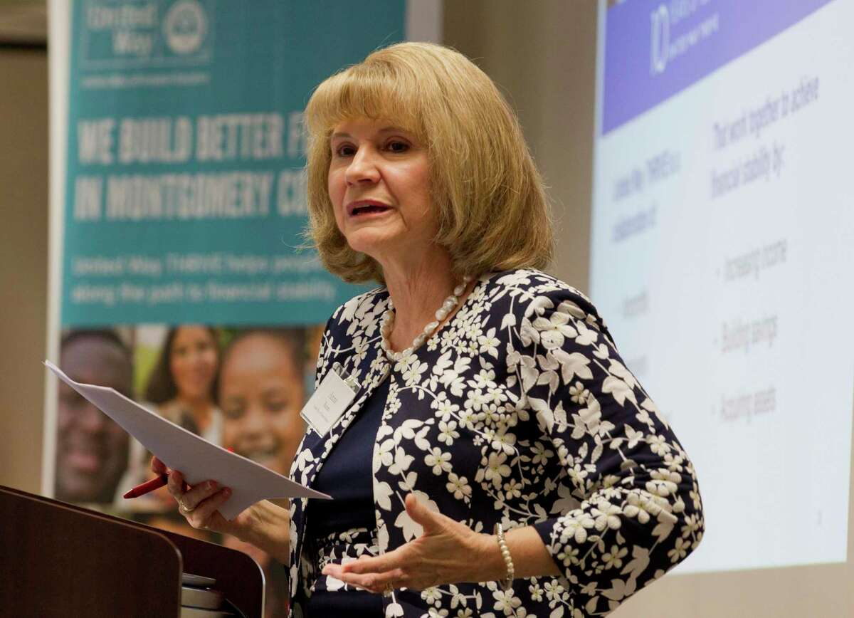 Anna Babin, president and CEO of United Way of Greater Houston, reports that the number individuals seeking first-time financial assistance has grown exponentially.