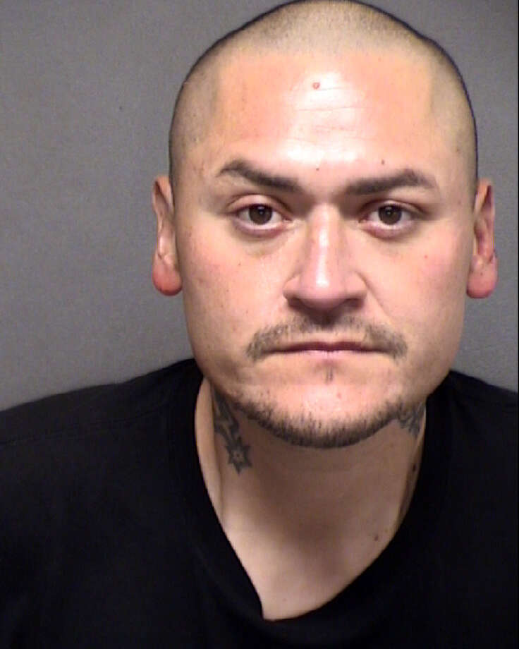 Paul Ybarra was charged with three counts of deadly conduct with a firearm and aggravated assault with a deadly weapon after police said he attempted to shoot at an 11-year-old working at a fruit stand for not accepting his counterfeit money, according to an arrest affidavit. Photo: Bexar County Sheriff's Office