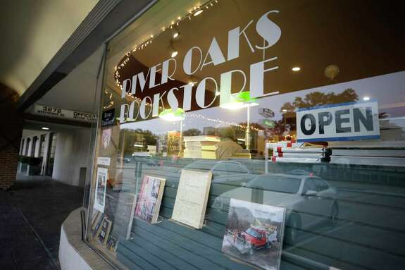 River Oaks Bookstore, 3270 Westheimer, is shown Wednesday, Dec. 6, 2017, in Houston. ( Melissa Phillip / Houston Chronicle )