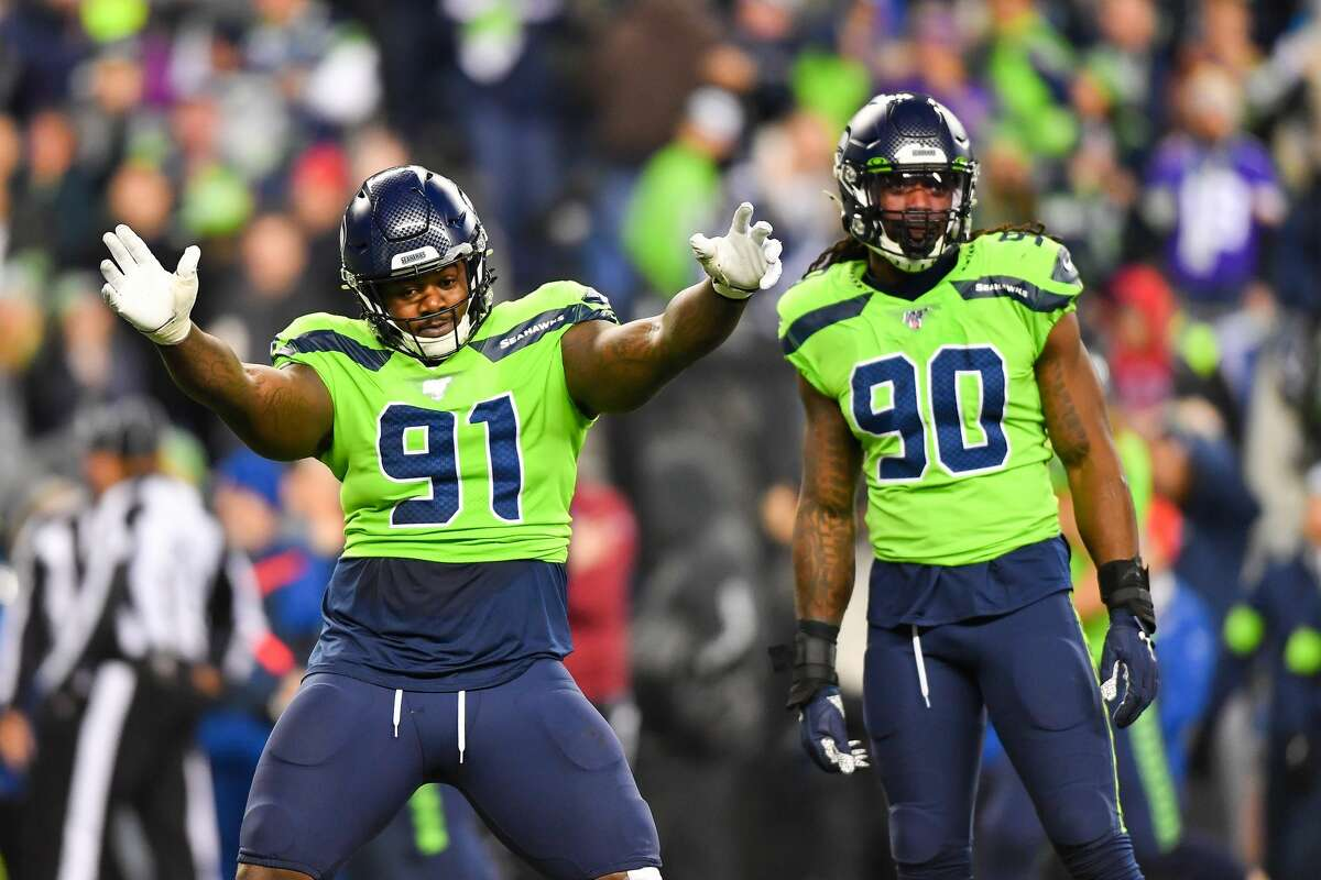 Seattle Seahawks defensive tackle Jarran Reed announced Wednesday on twitter that he's going back to No. 90 in 2020, the number he gave to Jadeveon Clowney last season.