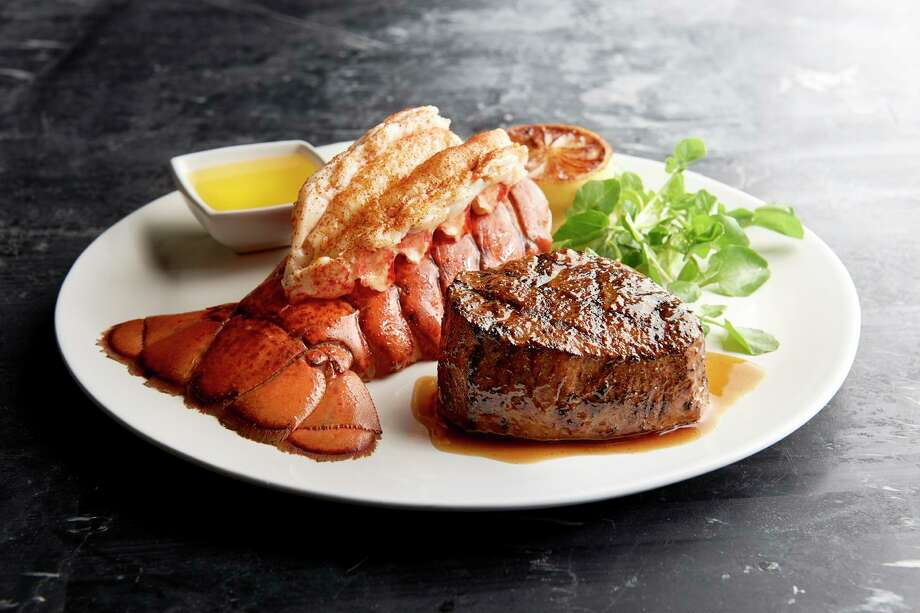 Cold-water lobster tail and filet mignon are on the menu for Mother's Day at Morton's the Steakhouse. Photo: Courtesy Photo