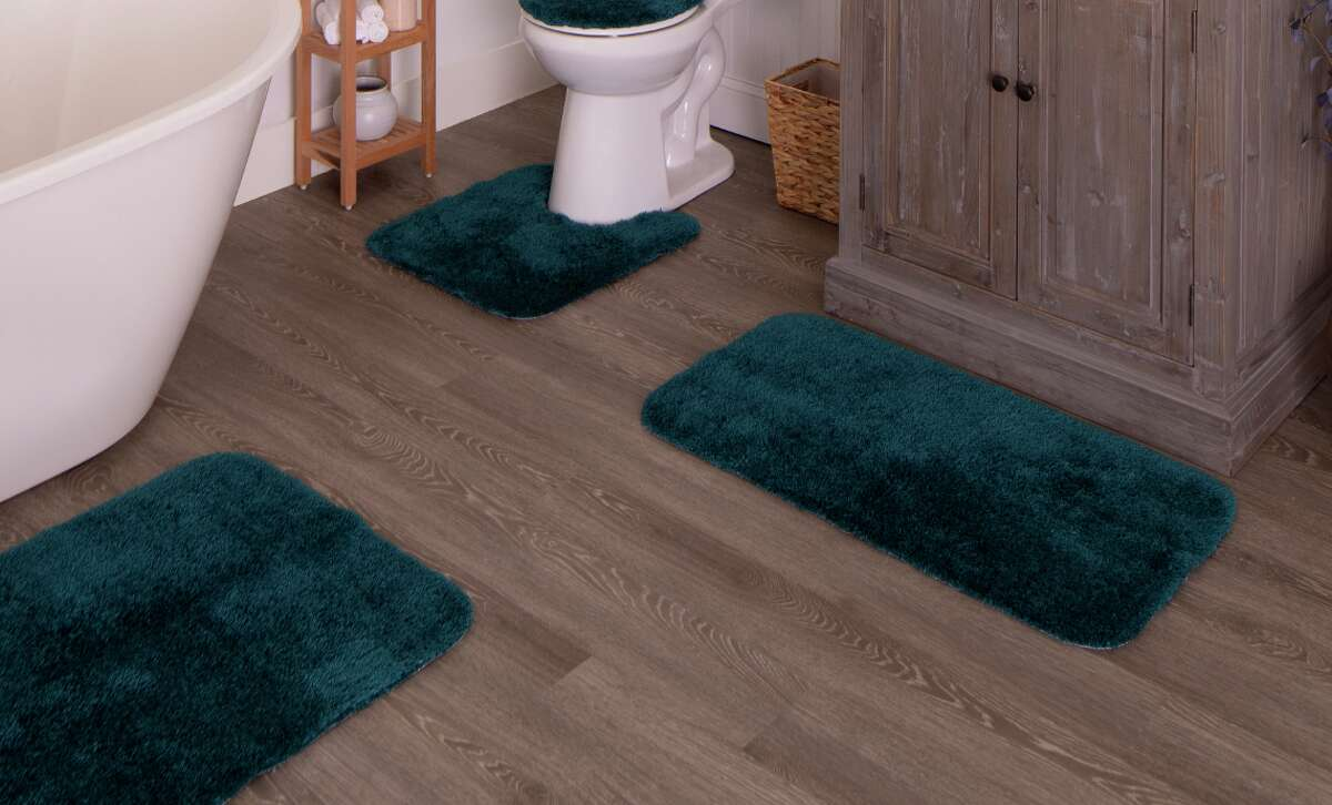 Bath MatsMainstays Performance Bath Rug - 2 Pack, Starting at $9.98Have you had the same mat in your bathroom for years? It might be time to say goodbye. Bath mats can last a surprising amount of time (two years), but they should be frequently washed. Just think about all of the water you drip onto the mat when you get out of the shower.