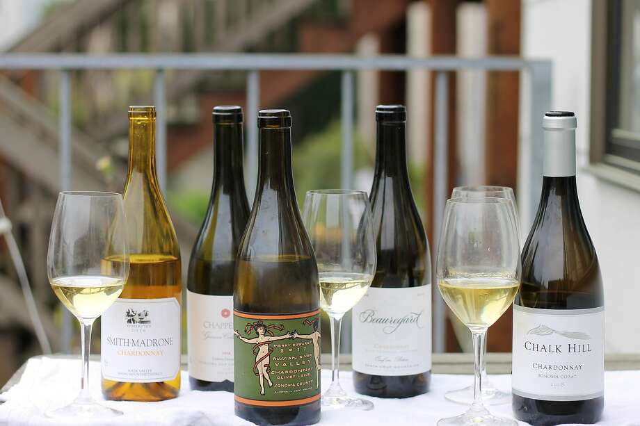 Some Chardonnays are buttery, in a good way. Photo: Esther Mobley / The Chronicle