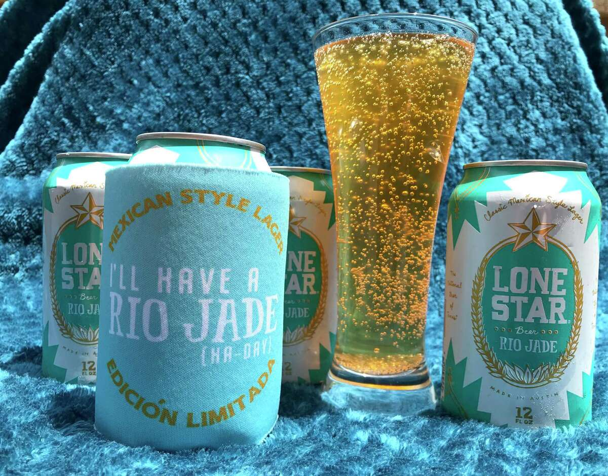 Look for Lone Star Brewing Co.'s first seasonal beer, Rio Jade, in stores statewide.