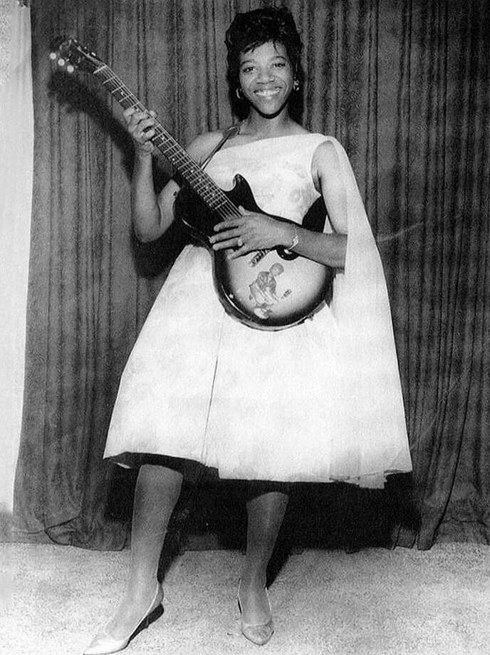 Barbara Lynn has been a R& and blues star since 1962. Photo: Courtesy / Courtesy Photo