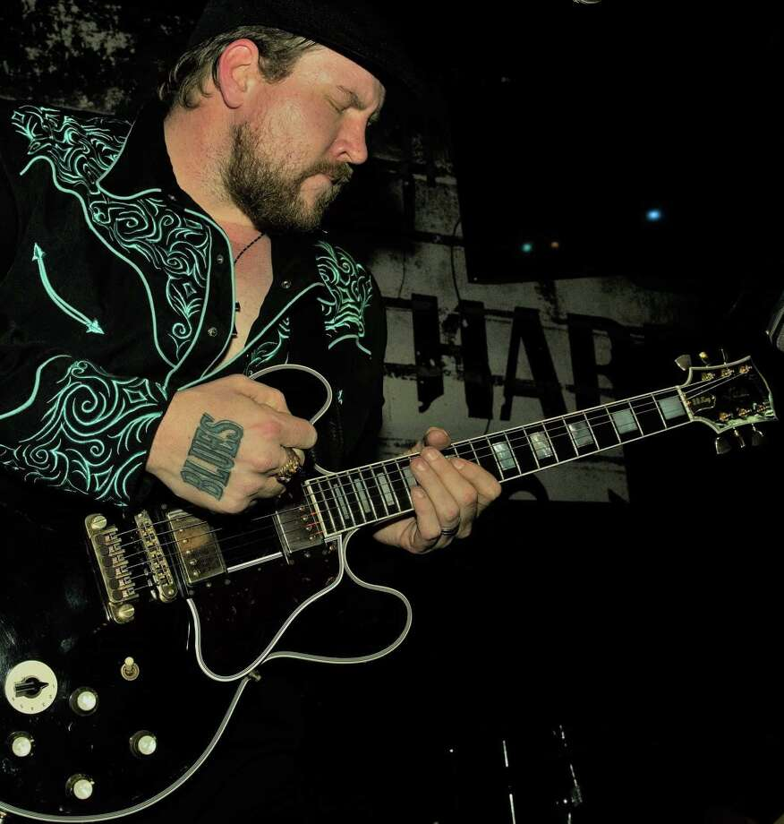 Larry Tillery is a Southeast Texas musician. Photo: Courtesy Photo