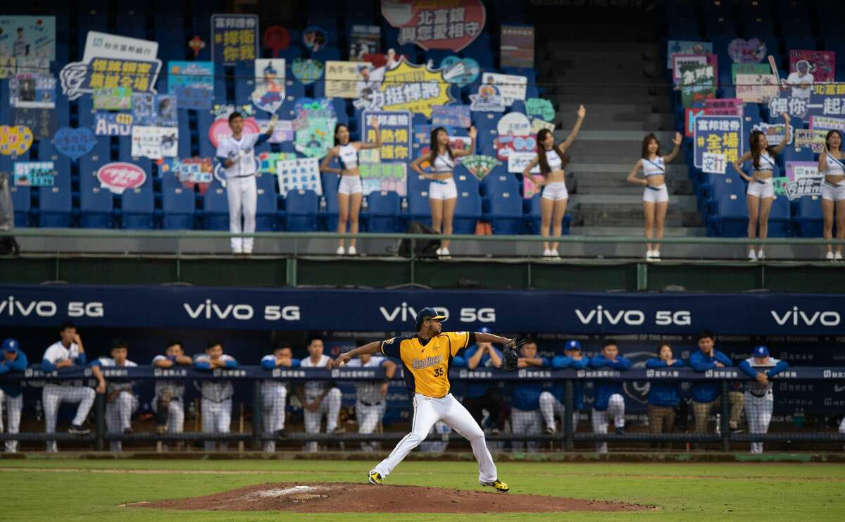 The league is currently playing its games in front of no fans. However, because the Taiwan government has confirmed that there have been no new COVID-19 infections in the nation in four days, there are plans in motion to soon allow fans back into the stands.