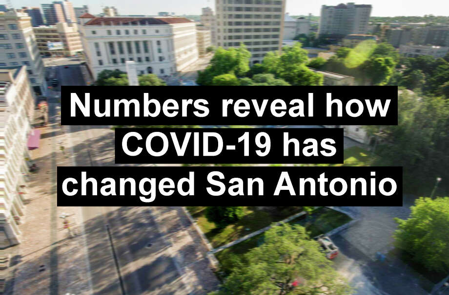Click through to see how San Antonio has changed since the coronavirus pandemic >> Photo: Express-News Staff Photo / ©2020 San Antonio Express-News