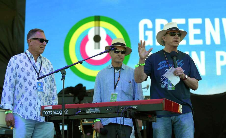 The Greenwich Town Party all day musical event at Roger Sherman Baldwin Park on May 25, 2019 in Greenwich, Connecticut. Photo: Matthew Brown / Hearst Connecticut Media / Stamford Advocate Contributed