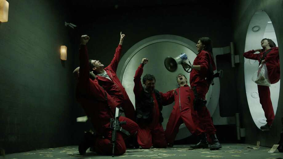 """Money Heist"" has four seasons available on Netflix. Photo: Netflix / Contributed Photo /"