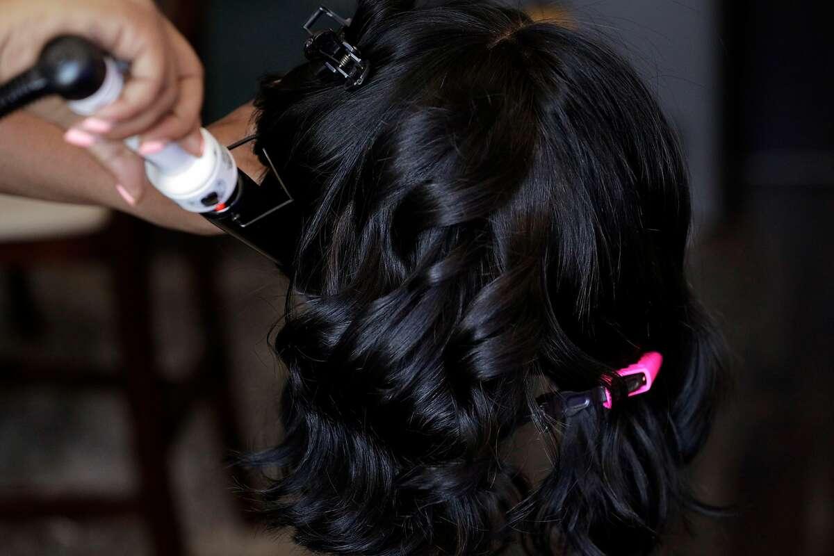 Bay Area S Black Hair Salons Seemed