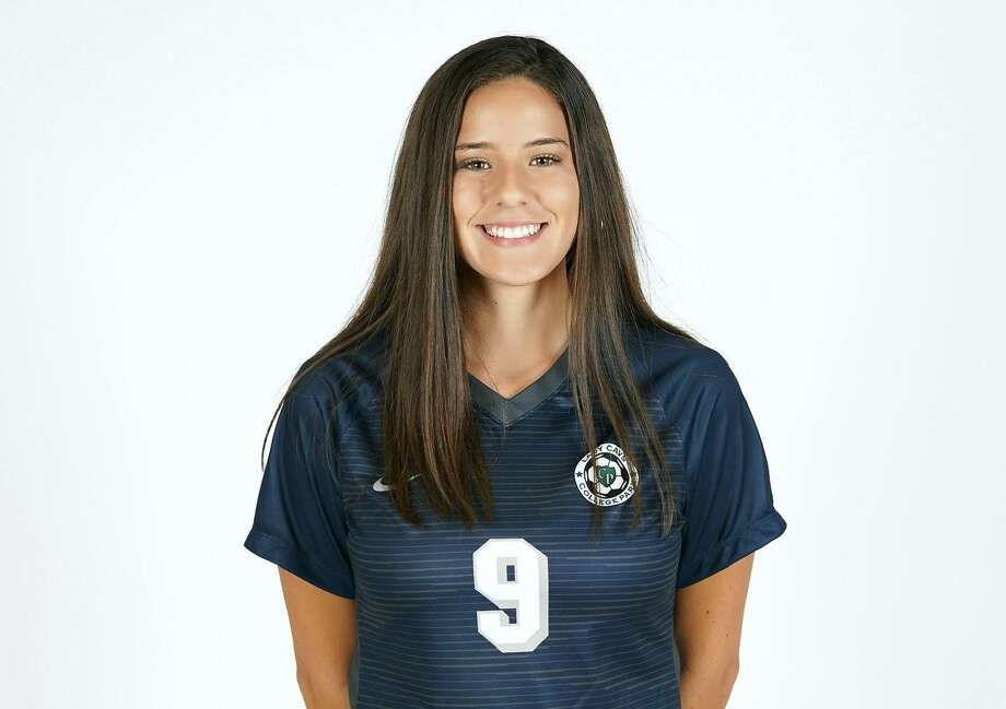 College Park soccer player Anahi Avila wants to become a physical therapist. Photo: Submitted