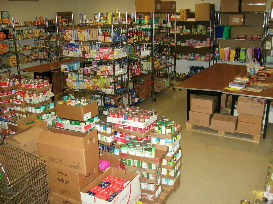 Midland County Emergency Food Pantry Network has seen an increase in food distribution at its eight locations, including the HELP Pantry at Memorial Presbyterian Church. (Photo provided)