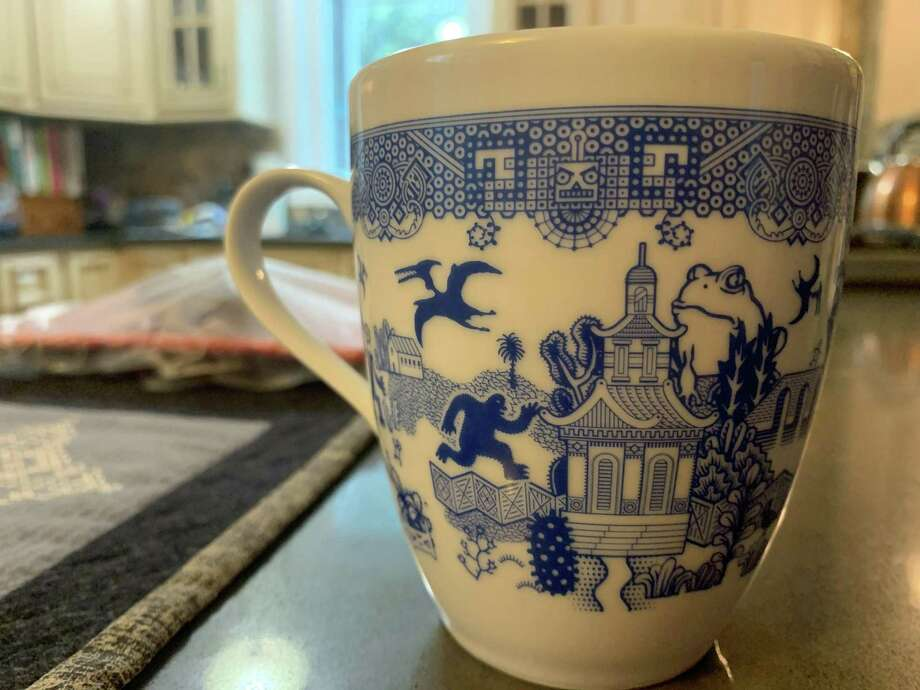 A calamity mug reminds you things could always be worse. Photo: Jacqueline Smith / Hearst Connecticut Media