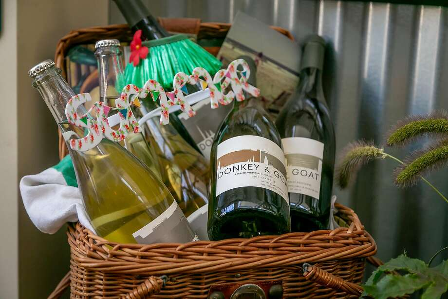 Donkey & Goat Winery in Berkeley is reinventing its summer release party for the coronavirus shutdown. Photo: John Storey / Special To The Chronicle 2018