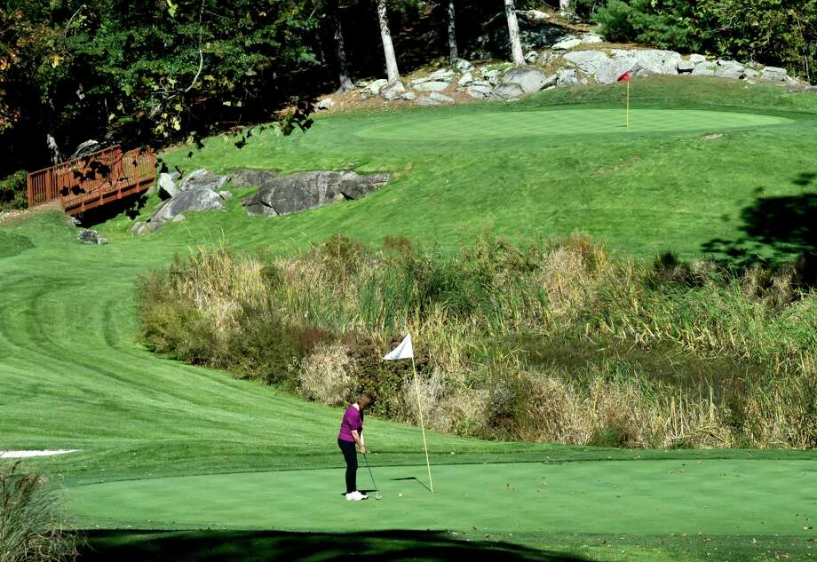 The Guilford Lakes Golf Course in 2017 Photo: Peter Hvizdak / Hearst Connecticut Media File / New Haven Register