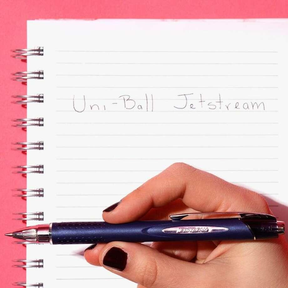 Uni-Ball Jetstream Pen (3-Pack), $8.98 on Amazon Photo: Kayla Ramsey