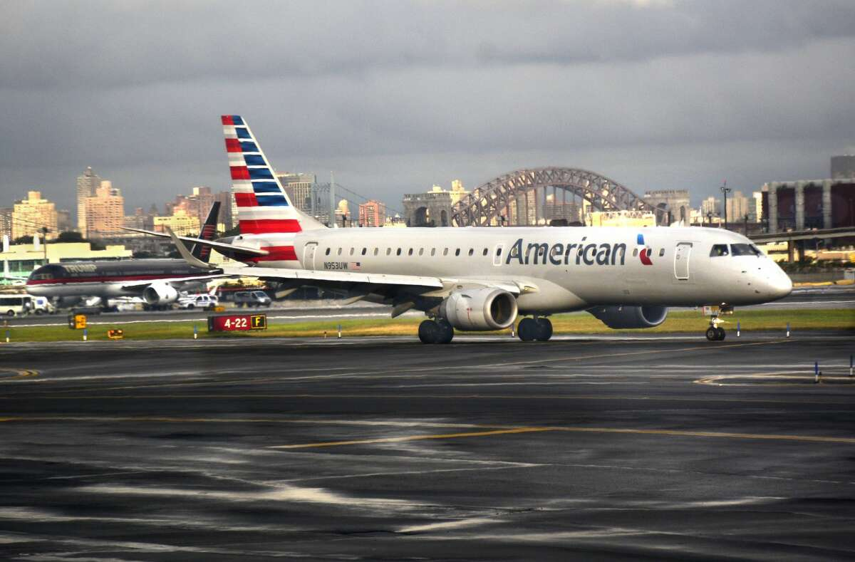American Airlines is getting rid of its smaller Embraer 190 jets as part of an overall paring of its fleet in 2020. The E190 was a big part of the airline's East Coast shuttle operation. DON'T MISS: Earn your wings with our fun Planespotting Quiz!